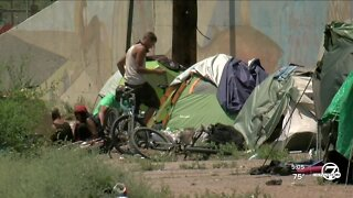 Lincoln Park homeless camp is cleared but the homeless didn't just disappear