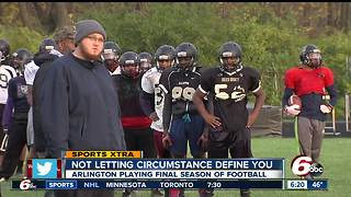 Sports Xtra: Arlington football team strives for state during last season - Video
