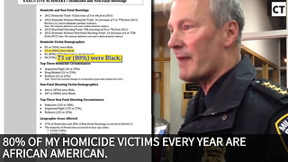 White Police Officer Loses It And Tells Blunt Truth About Black Crime - Video