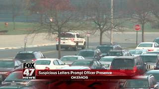 Additional safety measures at Okemos schools because of concerning letters - Video