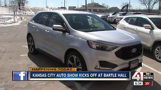 New safety features dominate high-tech KC Auto Show