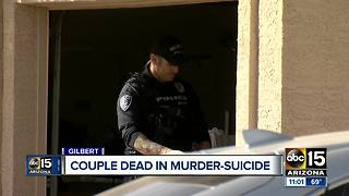 Couple found dead in Gilbert home - Video