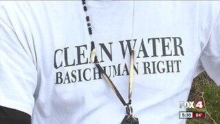 Protest planned outside of private water quality meeting