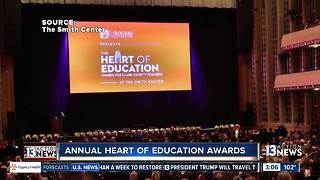 Smith Center accepting teacher nominations