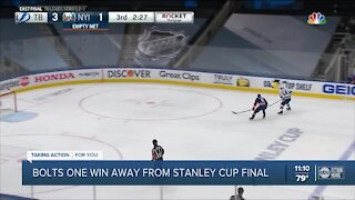 Bolts face Islanders for Game 5