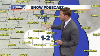 Brian Niznansky's Monday afternoon Storm Team 4cast - Video