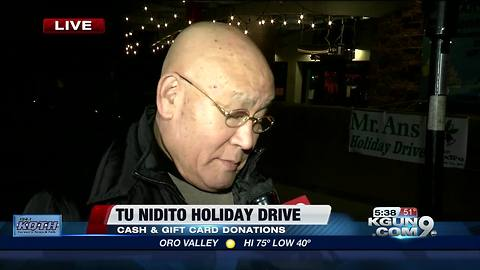 4 companies matching up to $10,000 each in donations for Tu Nidito