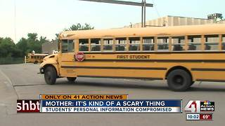 Raytown school alerts parents to privacy breach - Video