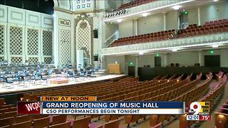 Music Hall: Take a look inside its $143 million makeover - Video