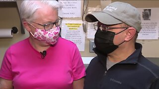 Fox Valley couple volunteering together for more than 30 years