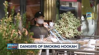 Dangers of smoking Hookah - Video