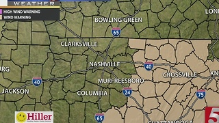 Lelan's Early Morning Forecast: Monday, January 23, 2017 - Video