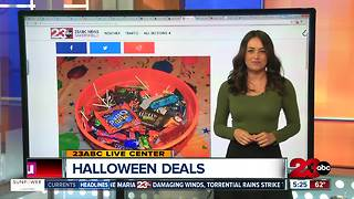 Halloween Deals and Freebies - Video