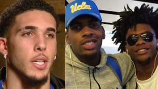 LiAngelo Ball BLAMES UCLA Teammates for China Shoplifting Incident - Video
