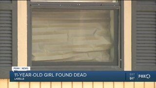 Deputies investigating 11-year-old girl's death