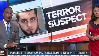 Live on ABC Action News: Possible terrorism investigation in Pasco County - Video