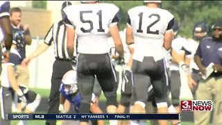 Omaha Concordia vs. Lincoln Christian 8-25 - Video