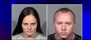 LVMPD officers arrested for child abuse