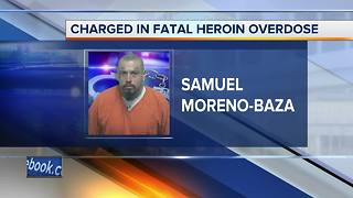 Appleton man charged with selling drugs causing overdose death