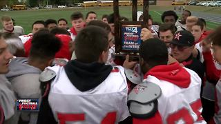 Racine Horlick Week 8 Team of the week - Video