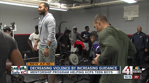 KCPS program of honor, ambition lends hand to teens