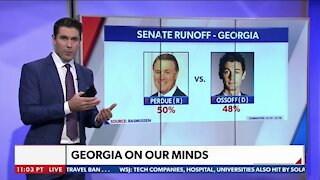 Georgia on our Minds