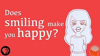Forcing Yourself To Smile Can Probably Make You Happier - Video