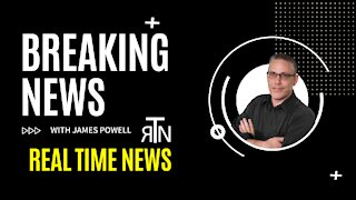 Real Time News | With James Powell