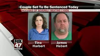 Parents set to be sentenced for abusing their children - Video