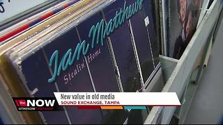 New value in old media - Video