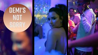 3 Best moments from Demi Lovato's new music video - Video