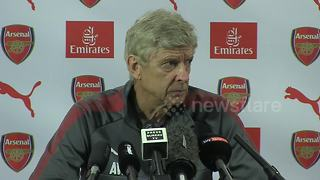 Wenger jokes Mbappe price tag is the speed limit - Video