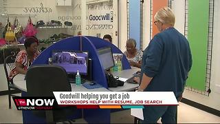 Goodwill's free 'Job Connection' program committed to finding jobs for citizens - Video