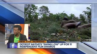 Detroit Native up for Independent Film Awards - Video