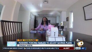 Pandemic forces families to adjust financial goals