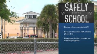 Palm Beach County School Board to vote on safety protocols
