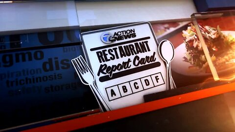 Hey, Wayne! It's Restaurant Report Card time!