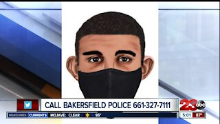Sexual predator still at large in Southwest Bakersfield