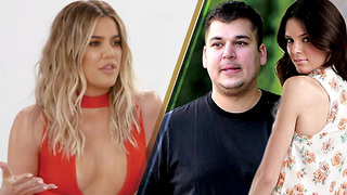 Khloe Kardashian Discusses Kendall Jenner and Rob's Body Image Issues on 'Revenge Body'
