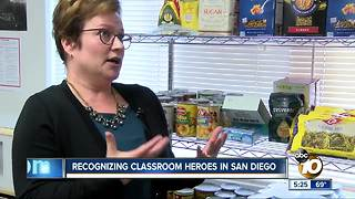 Classroom Heroes: Cathy Easterbrook - Video