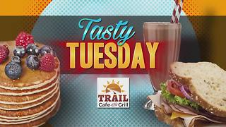Get Your Taste Buds Going With Trail Cafe And Grill! - Video