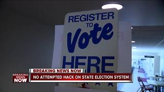 Homeland Security: State Not Targeted By Russian election hackers - Video