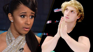 Logan Paul Compares Himself to JESUS in Cardi B Instagram Photo Comment