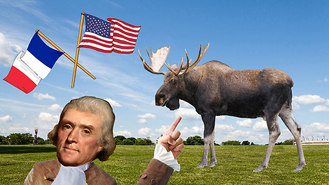 S1 Ep25: Thomas Jefferson and The Giant Moose