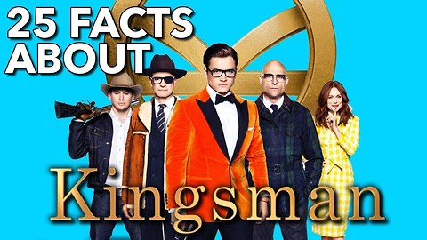 25 Facts About Kingsman: The Golden Circle