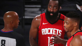 James Harden, Russell Westbrook Led Toxic Environment In Houston, No One Wanted To Coach Them
