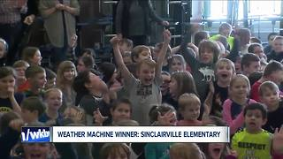 Weather Machine Announcement Sinclairville 050618