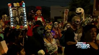 Another successful All Souls Procession - Video
