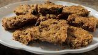 Gluten Free Recipe: Healthy Breakfast Bars - Video