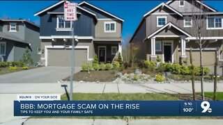 BBB: Mortgage scam gaining momentum during pandemic